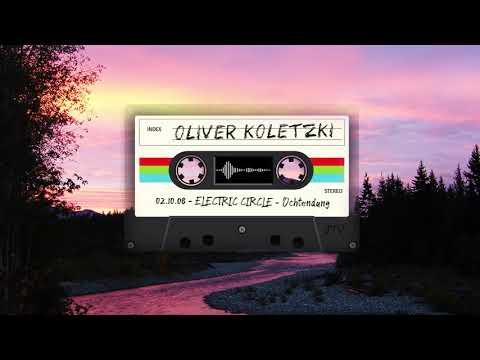 Oliver Koletzki - Electronic Circle - Ochtendung | 02.10.2008