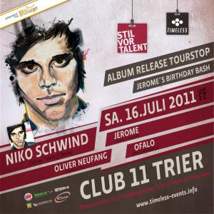 110716 club11 Quadrat Niko Schwind Front